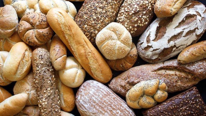 Comidas originarias de Europa: el pan