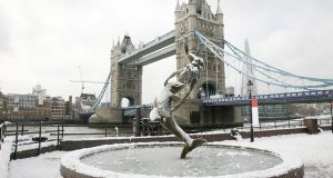 Cómo es Londres en inverno