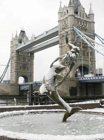 ¿Cómo es Londres en inverno?