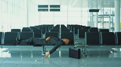 como evitar el jet lag