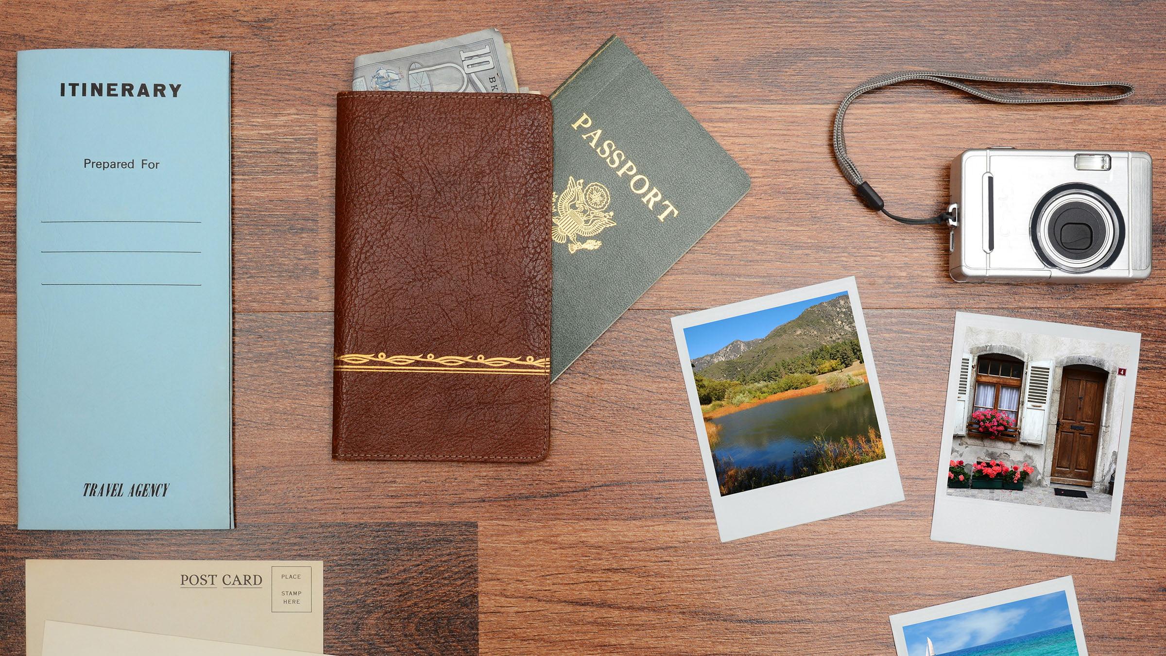Cómo organizar tu viaje cómodamente