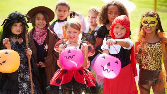 ¿Cómo se celebra Halloween en Inglaterra?