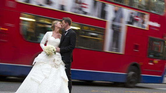 Cómo son las bodas en Inglaterra