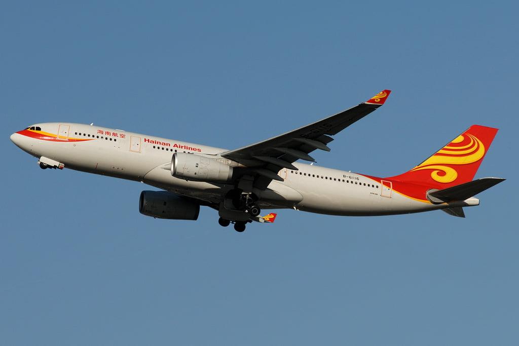 Compañia Aérea de China
