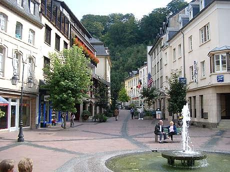 Compras en Luxemburgo