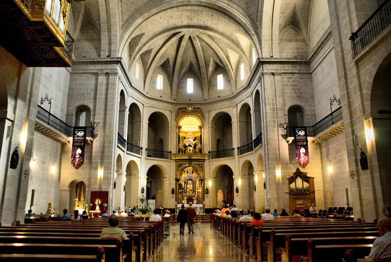 Concatedral de san nicol s for Hoteles interior alicante