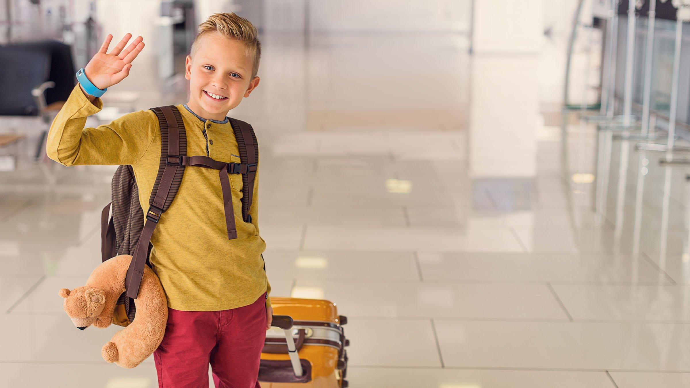 Viajando En Avión: Condiciones Para Que Un Niño Viaje En Avión Solo