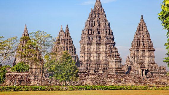 Conjunto de Prambanan, Yogyakarta, Indonesia