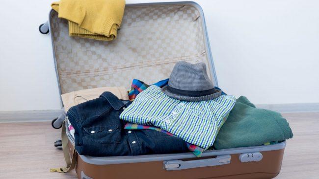 Consejos para preparar la maleta y el neceser