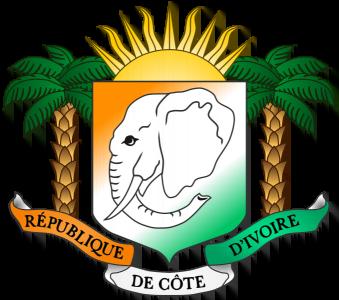 Consulado de Costa de Marfil escudo