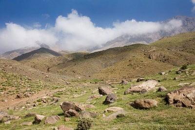 Consulado de Marruecos paisaje