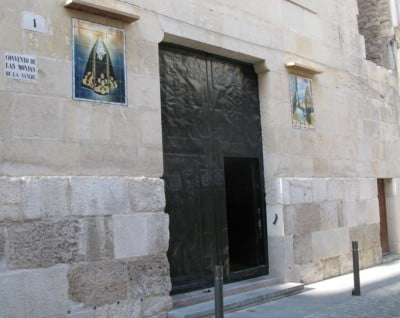 Convento de Monjas de la Sangre