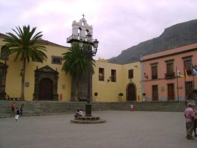 Convento de San Francisco, Garachico