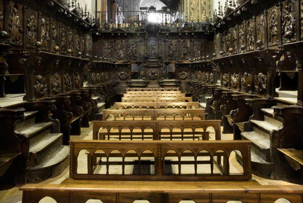 Coro de la Catedral de Lugo