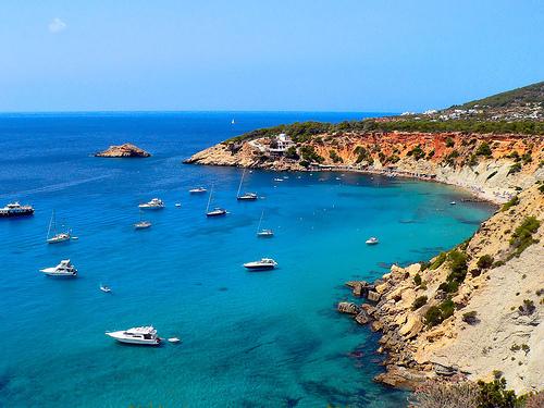 Viajes en Barco por Ibiza