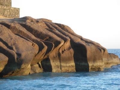 Costas rocosas en Adeje