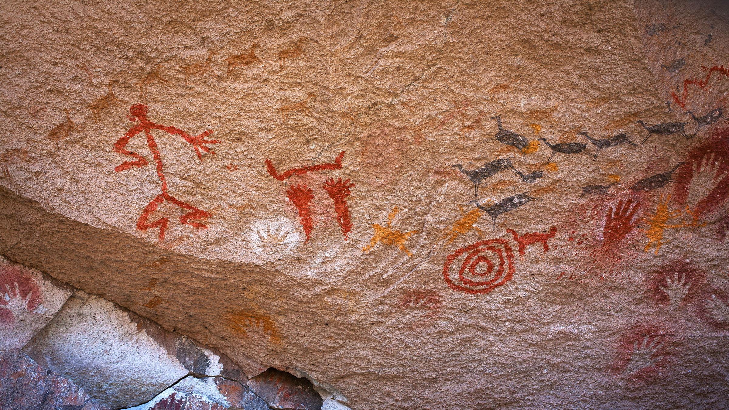 costumbres aborígenes líder