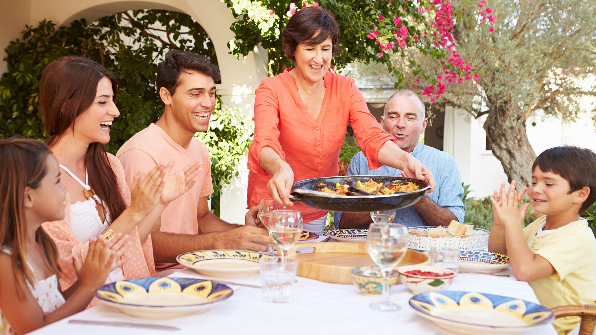 costumbres españolas la comida