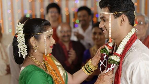 El casamiento en la India