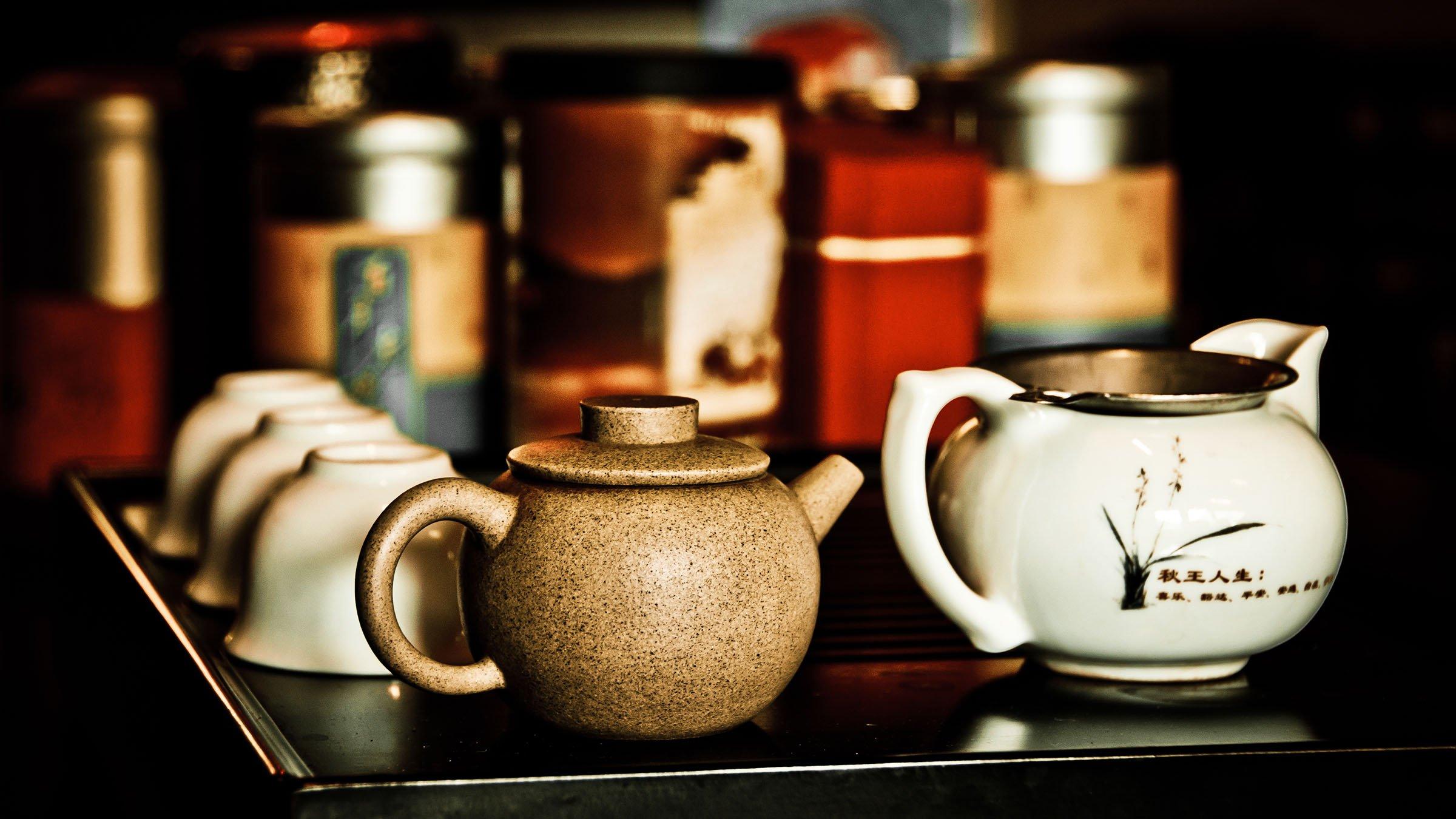 costumbres orientales vasijas