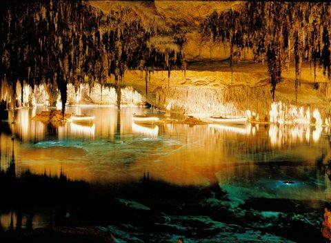 Cuevas del Drac, Manacor