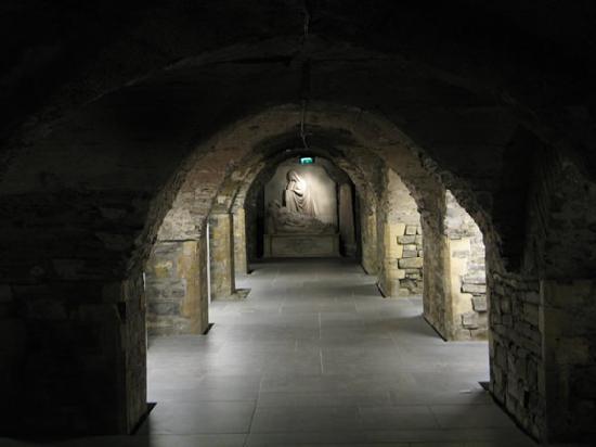 Cripta de Christ Church