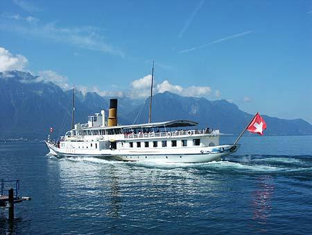Foto de Cruceros por Suiza