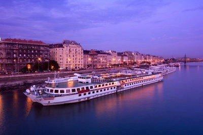 crucero en el Danubio