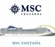 Crucero MSC Fantasía