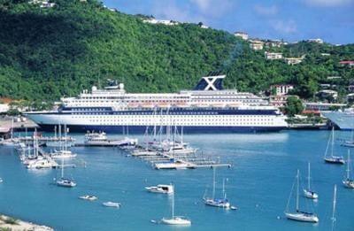 crucero por el caribe barco