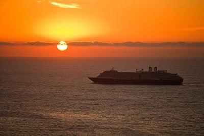crucero por el pacífico