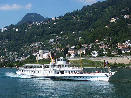 Crucero por Suiza