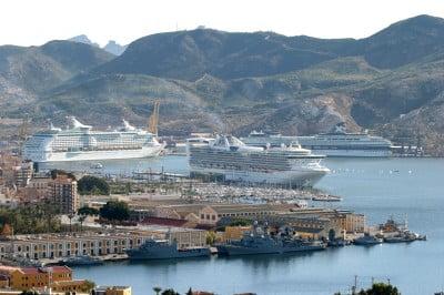 Cruceros de lujo en el Mediterráneo