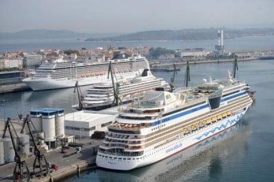 Cruceros en A Coruña