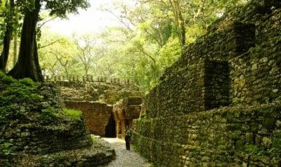 Cultura Maya Yaxchilán