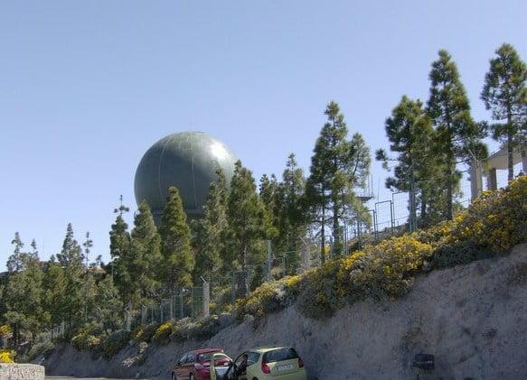 Cumbre del Pico de las Nieves