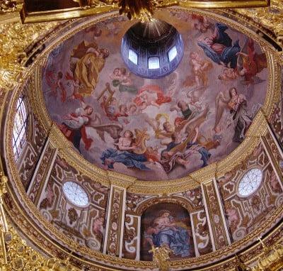 Cúpula de la Basílica