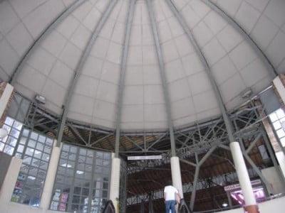 Cúpula del Mercado de Alicante
