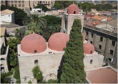 Cúpula de San Juan de los Ermitaños