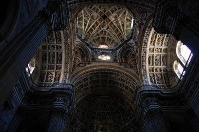 Cúpulas del Monasterio de San Jerónimo