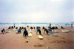 Fotos del Curso de Surf