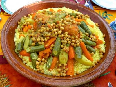 Cuscús de Marruecos