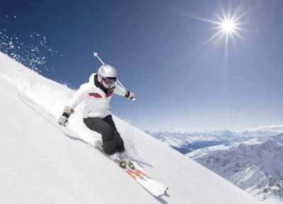 dónde esquiar en francia