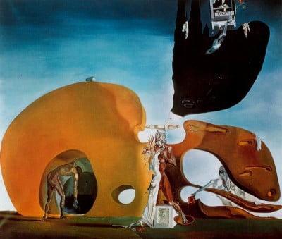 Dalí en Venecia