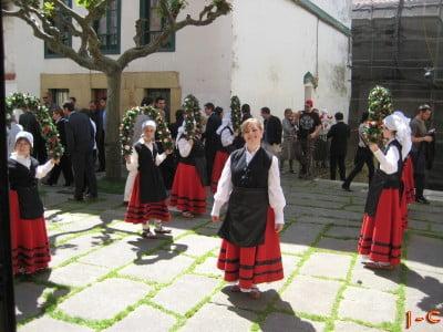 Danzas del País Vasco