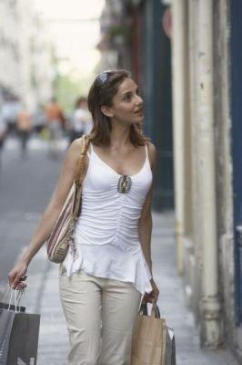 de compras en París tiendas