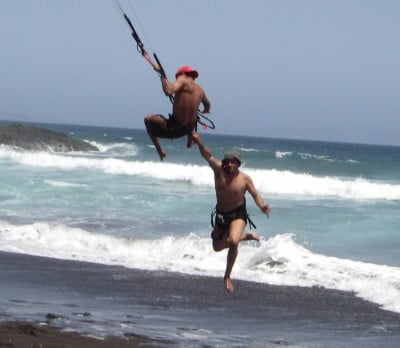 Deportes náuticos en Maspalomas