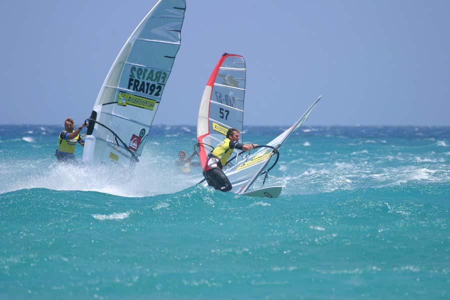 Deportes náuticos, Fuerteventura