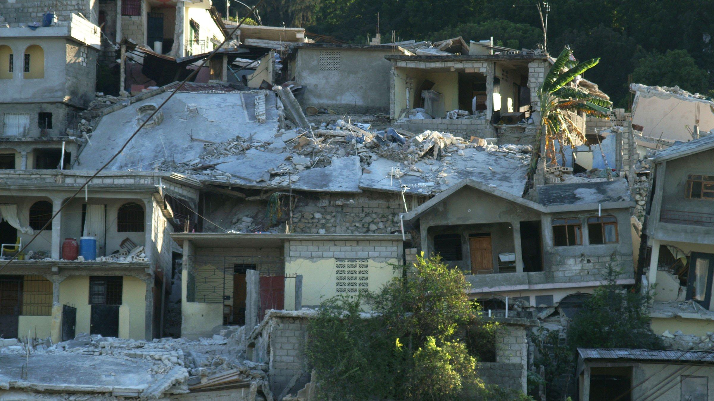 desastres naturales los terremotos