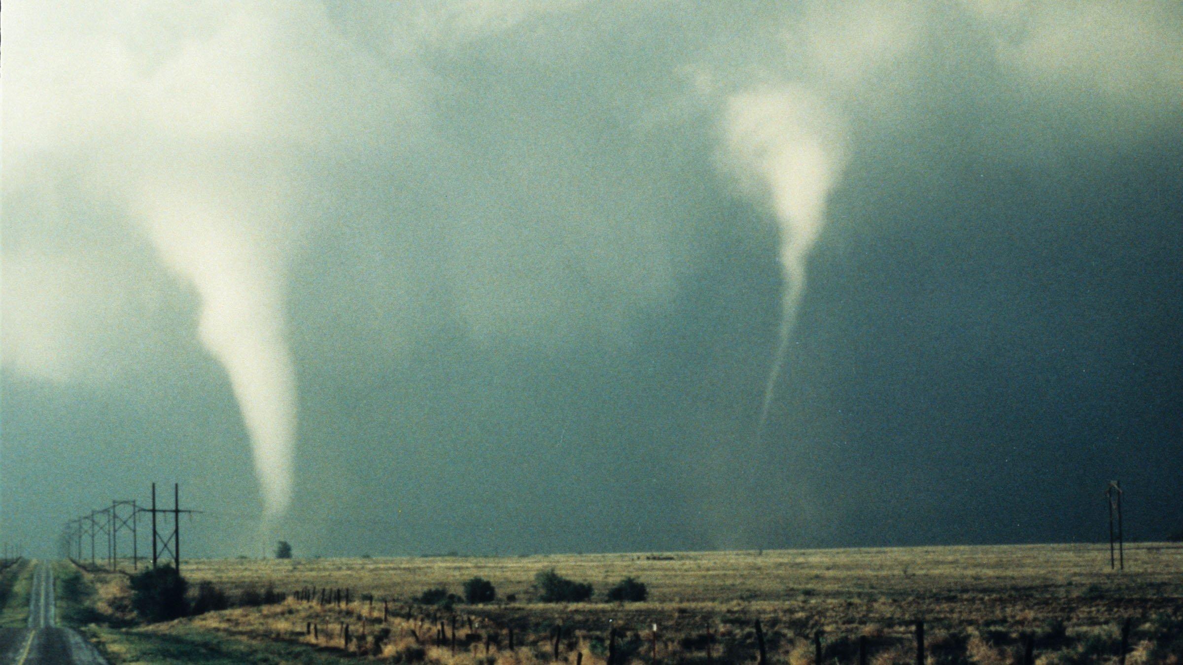desastres naturales los tornados